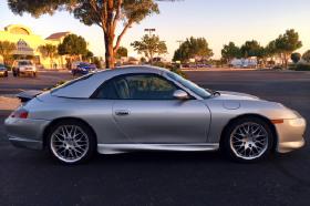 1999 Porsche 911 Carrera 2 Cabriolet
