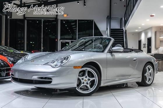 2004 Porsche 911 Carrera 2 Cabriolet:24 car images available