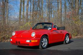 1993 Porsche 911 Carrera 2 Cabriolet:24 car images available