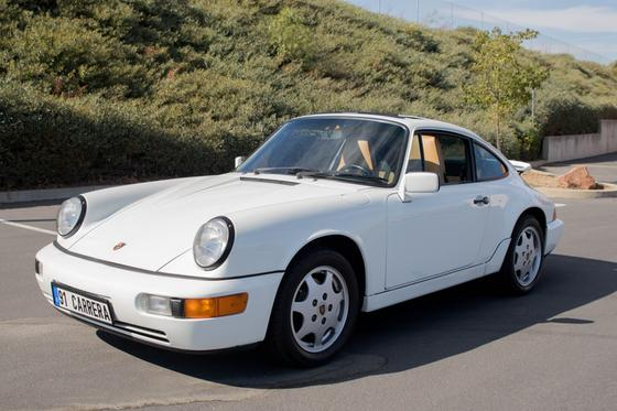 1991 Porsche 911 Carrera 2:9 car images available