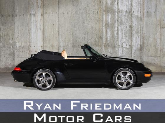 1995 Porsche 911 Carrera 2:24 car images available