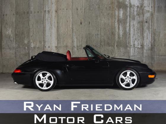 1997 Porsche 911 Carrera 2:24 car images available