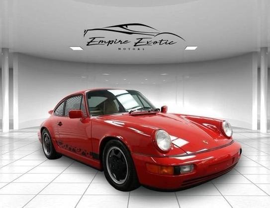1991 Porsche 911 Carrera 2:14 car images available