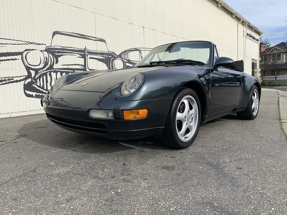 1995 Porsche 911 Carrera 2:12 car images available