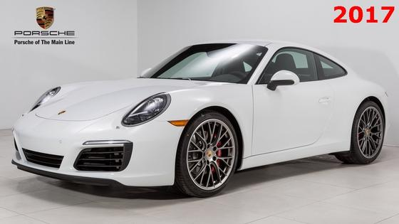 2017 Porsche 911 Carrera 2S:23 car images available