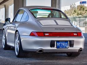 1997 Porsche 911 Carrera 2S