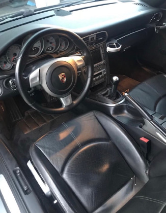2005 Porsche 911 Carrera 2S