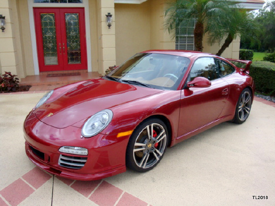 2011 Porsche 911 Carrera 2S