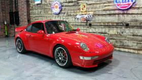 1995 Porsche 911 Carrera 2S