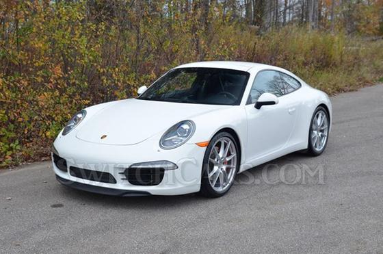 2012 Porsche 911 Carrera 2S:24 car images available