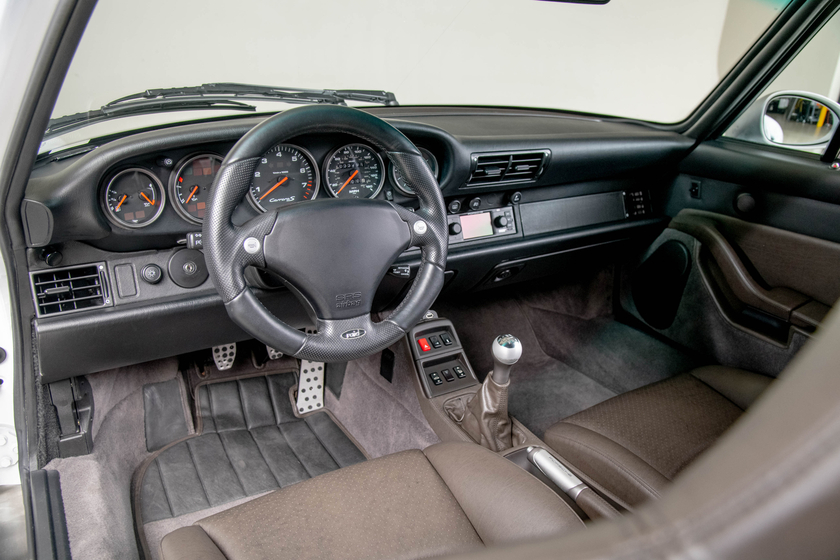 1998 Porsche 911 Carrera 2S