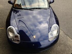 2001 Porsche 911 Carrera 4 Cabriolet