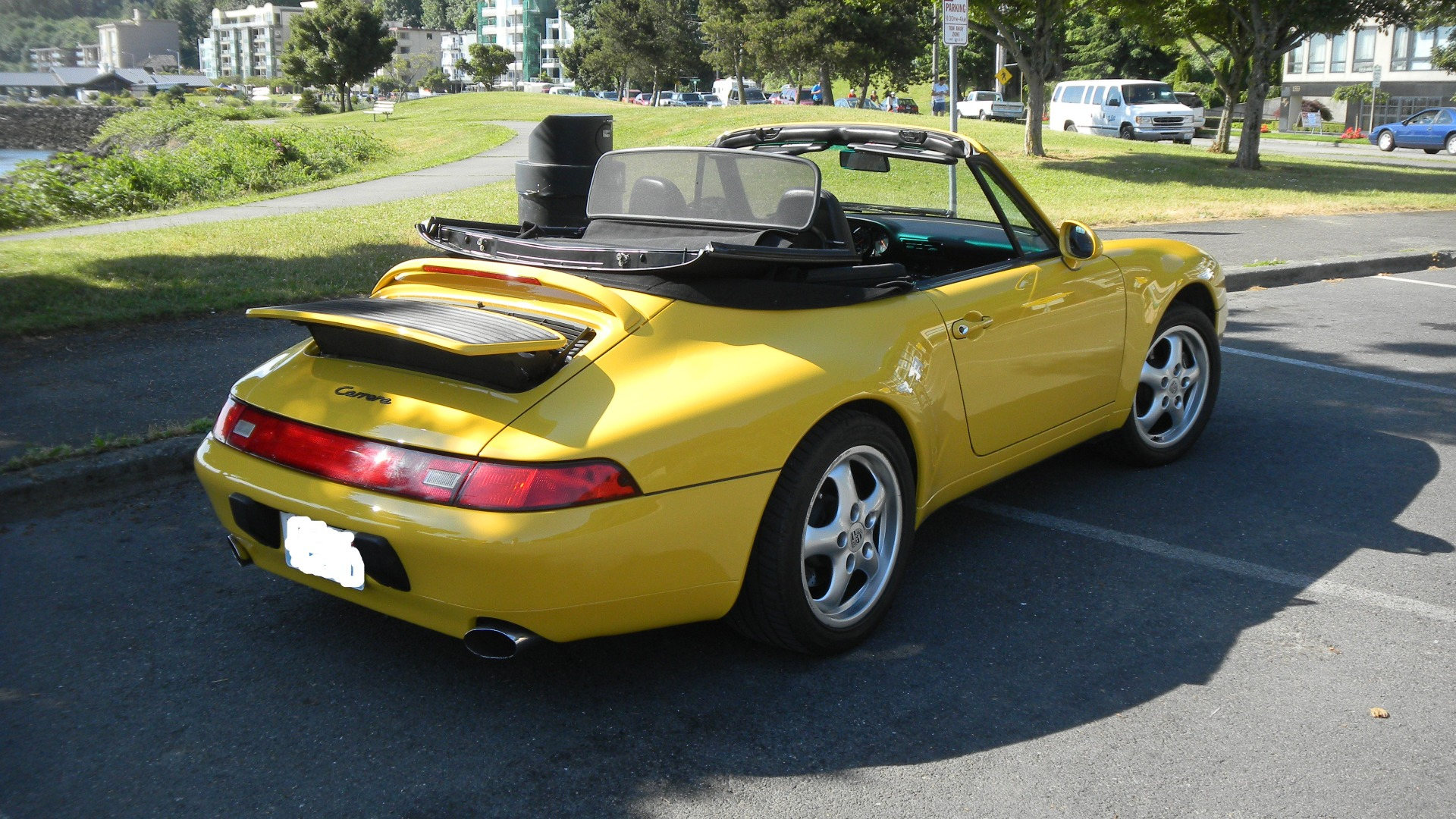 1998 Porsche 911 Carrera 4 Cabriolet For Sale in Denver ...