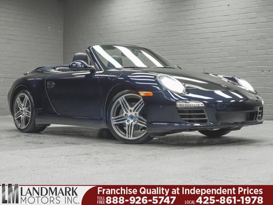 2009 Porsche 911 Carrera 4 Cabriolet:24 car images available