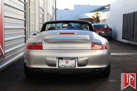 2002 Porsche 911 Carrera 4 Cabriolet