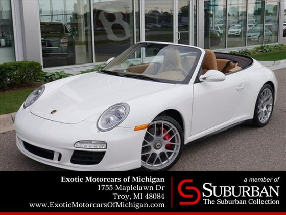 2012 Porsche 911 Carrera 4 GTS Cabriolet:24 car images available