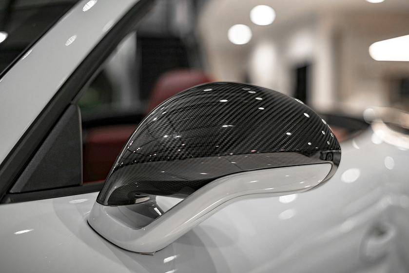 2017 Porsche 911 Carrera 4 GTS Cabriolet