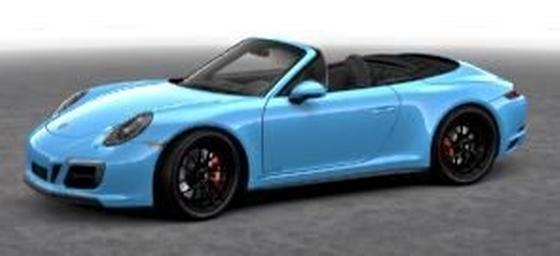 2018 Porsche 911 Carrera 4 GTS : Car has generic photo