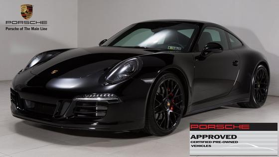 2016 Porsche 911 Carrera 4 GTS:23 car images available