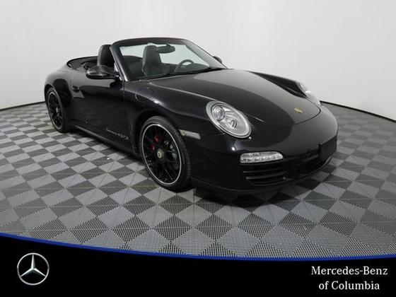 2012 Porsche 911 Carrera 4 GTS:23 car images available