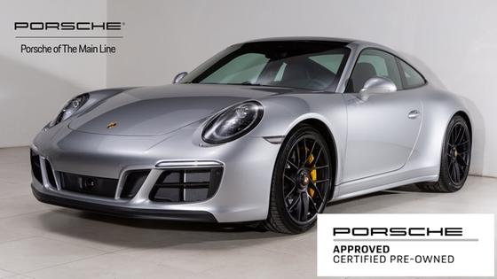 2018 Porsche 911 Carrera 4 GTS:22 car images available