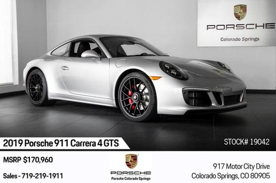 2019 Porsche 911 Carrera 4 GTS:24 car images available