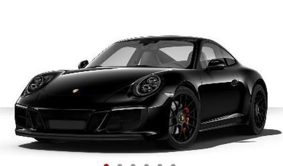 2019 Porsche 911 Carrera 4 GTS:3 car images available
