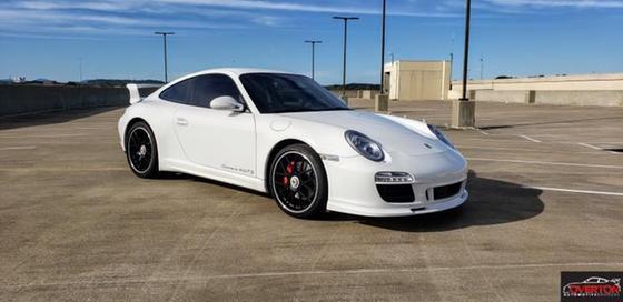 2012 Porsche 911 Carrera 4 GTS:18 car images available