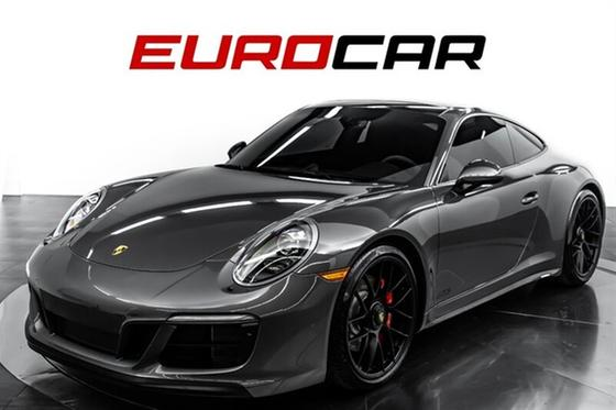 2017 Porsche 911 Carrera 4 GTS:24 car images available