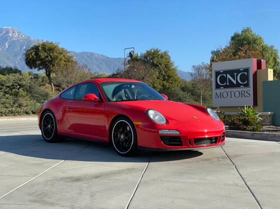 2012 Porsche 911 Carrera 4 GTS:19 car images available
