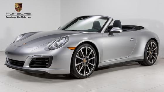 2017 Porsche 911 Carrera 4:23 car images available