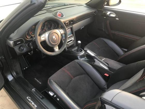 2008 Porsche 911 Carrera 4