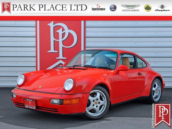 1994 Porsche 911 Carrera 4:24 car images available
