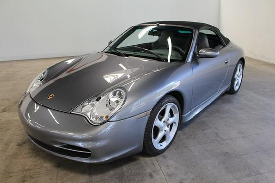 2003 Porsche 911 Carrera 4:9 car images available