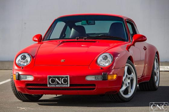 1996 Porsche 911 Carrera 4:24 car images available