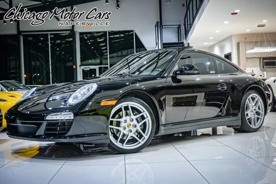 2011 Porsche 911 Carrera 4:24 car images available