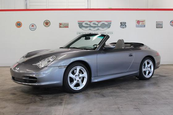 2003 Porsche 911 Carrera 4:9 car images available