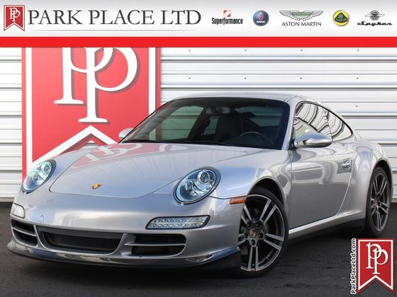 2006 Porsche 911 Carrera 4:8 car images available