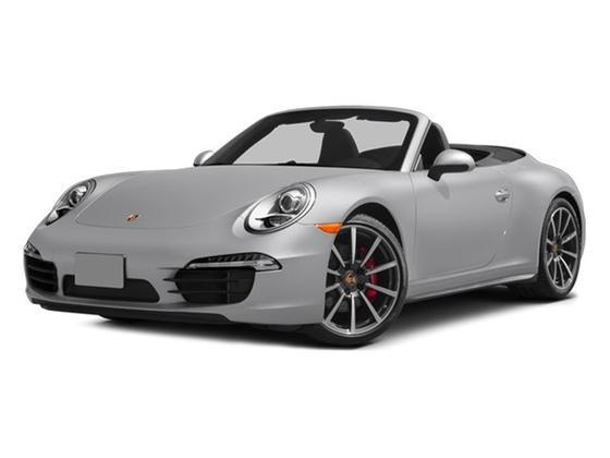 2014 Porsche 911 Carrera 4 : Car has generic photo