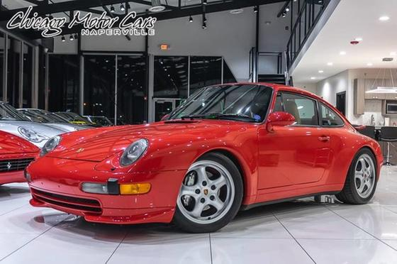1995 Porsche 911 Carrera 4:24 car images available