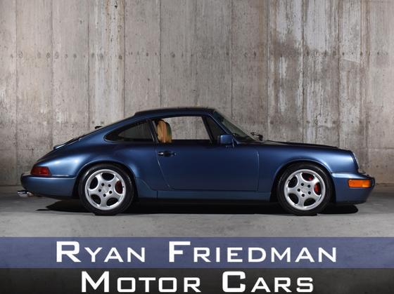 1990 Porsche 911 Carrera 4:24 car images available