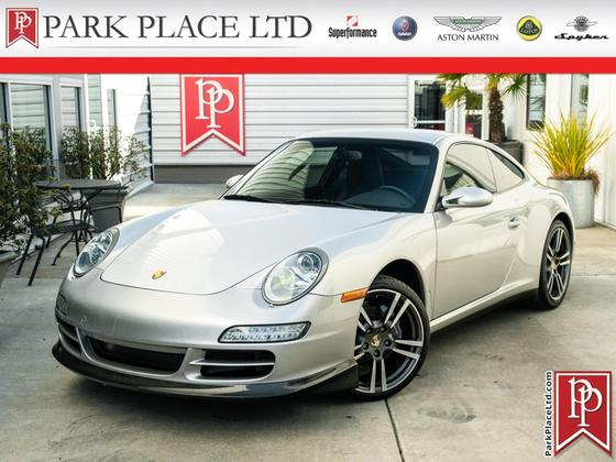 2006 Porsche 911 Carrera 4:24 car images available