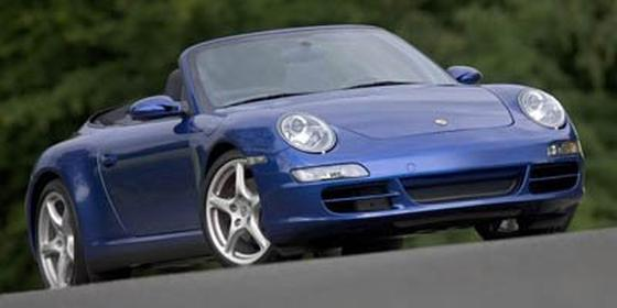 2006 Porsche 911 Carrera 4 : Car has generic photo