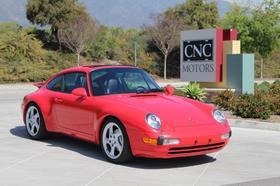 1996 Porsche 911 Carrera 4