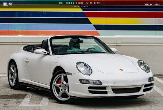 2008 Porsche 911 Carrera 4:24 car images available
