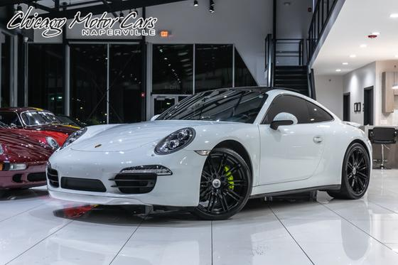 2014 Porsche 911 Carrera 4:24 car images available