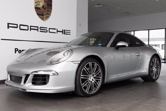2015 Porsche 911 Carrera 4:3 car images available