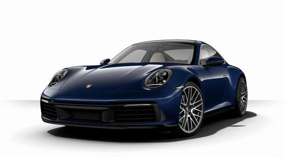 2021 Porsche 911 Carrera 4:4 car images available