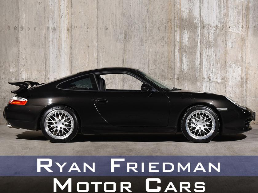 1999 Porsche 911 Carrera 4:24 car images available