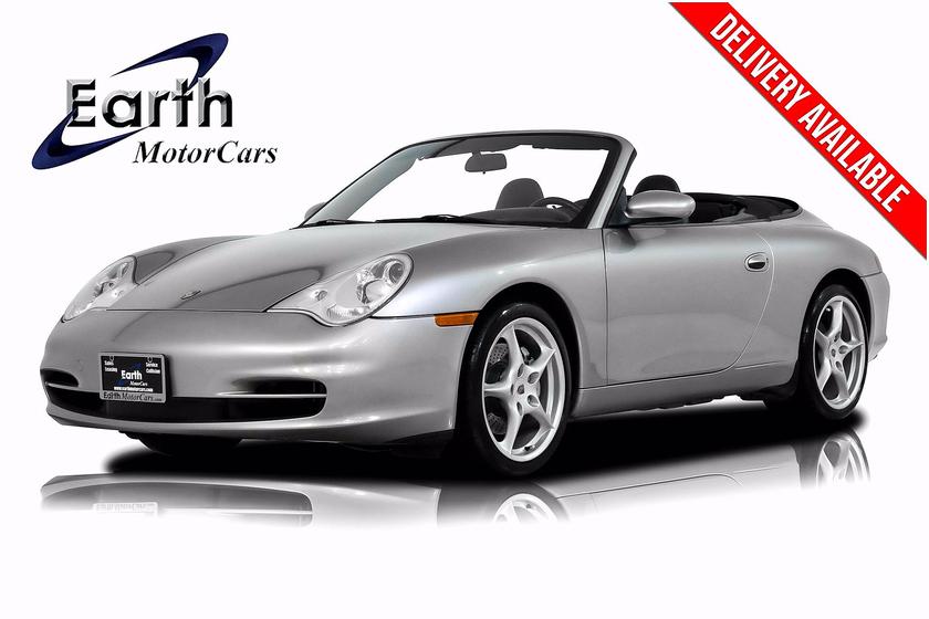 2003 Porsche 911 Carrera 4:24 car images available
